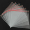 China suppliers good quality transparent cellophane packaging cheap plastic opp bag
