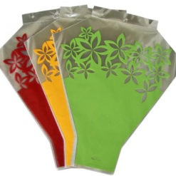 High Quality Bopp/Cpp Flower Wrapping Sleeves