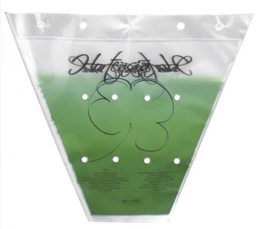 Flower Packaging High Quality Plastic Bopp Flower Sleeve