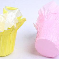 Plastic Flower pot cover/Plant Pot Cover/Pot Plant Sleeves