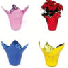 flower pot wrapping,plastic flower sleeves,Plant growing bags, pot plant sleeves