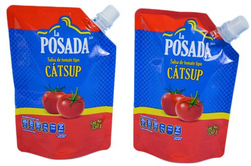 Custom Stand Up Plastic juice Pouch And Reusable Spout Pouch For Beverage